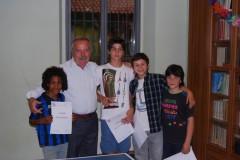 Tennis Tavolo - 2011 - Torneo di tennistavolo