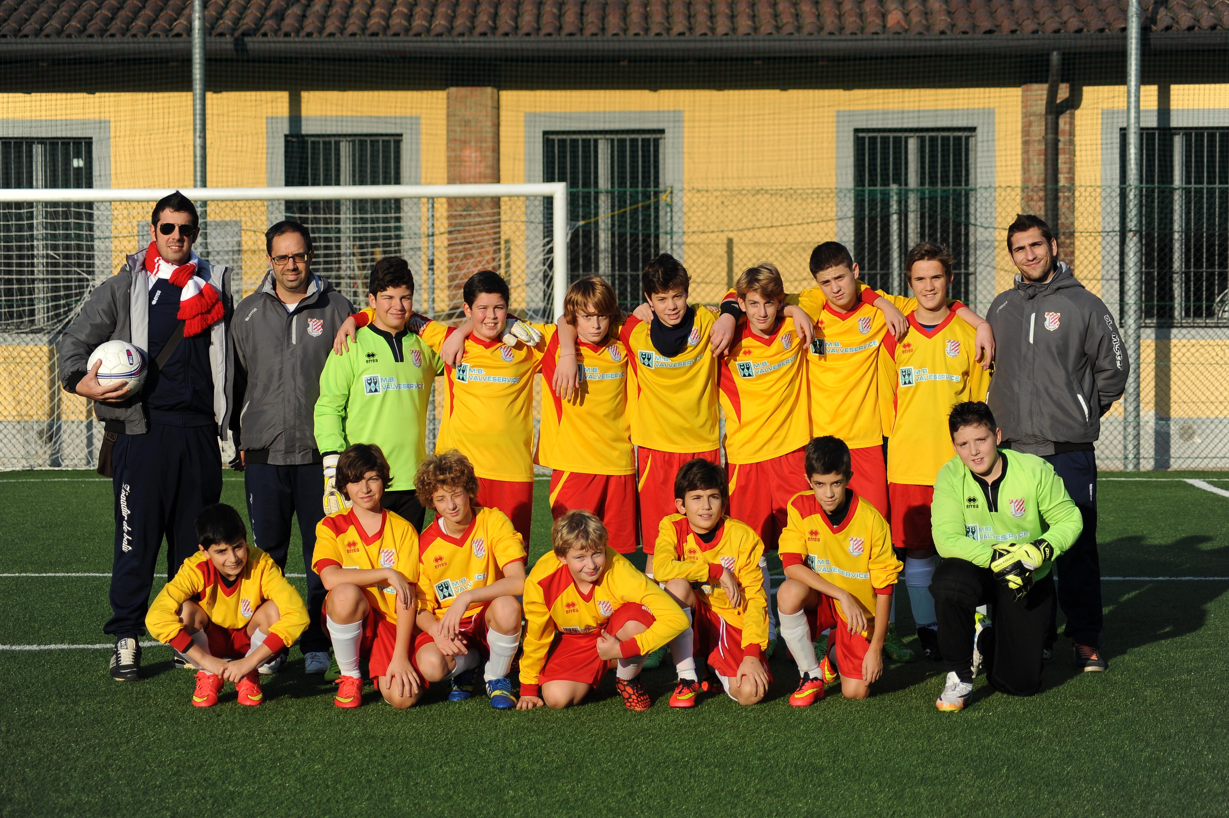 Giovanissimi 2014/2015